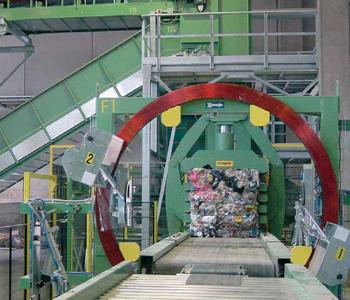 Owijarki - Maszyny do recyklingu