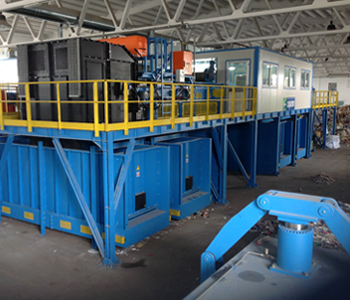 Instalacje do selekcji - Maszyny do recyklingu