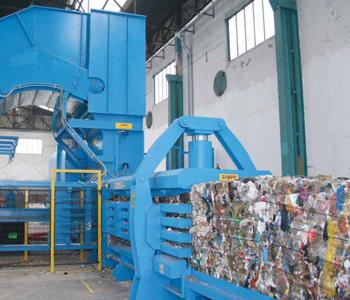 Prasy przemysłowe - Maszyny do recyklingu