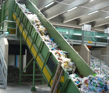 Przenośniki/Podajniki/ Taśmociągi - Maszyny do recyklingu